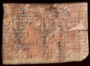 Vignette de l'actualité 3,700-year-old Babylonian tablet rewrites the history of maths